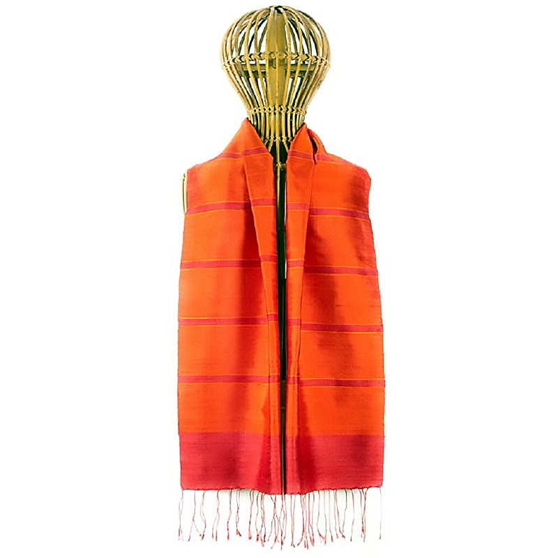 """""""Coral"""" Scarf"""