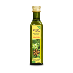 Sacha Inchi Oil, 250ml  bottle capacity
