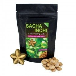 Sacha Inchi roasted seeds...